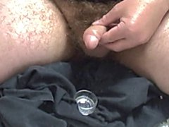 Masturbating and vidz unloading huge  super cum