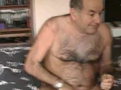Hot Older vidz Man