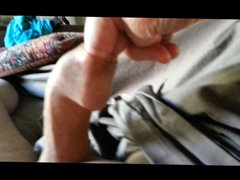 Finger docking vidz with foreskin