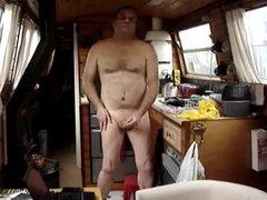 Canal Boat vidz Wank Part  super 2