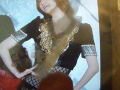 Cum tribute vidz on SNSD  super Yoona