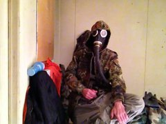 fun in vidz bdu and  super gas mask