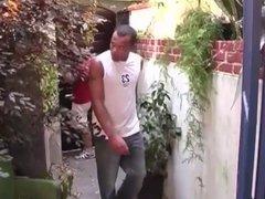 Black Cock vidz In Tight  super White Ass