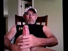 HUNG DADDY vidz JERKING COCK