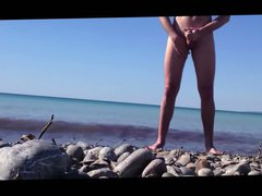 beach soft vidz cock wanking  super and helicopter