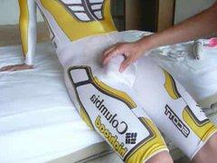 Cycle Suit vidz Rub part1
