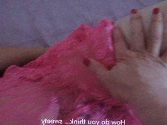 Turkish CrossDresser vidz Buse Naz  super Arican - Boy in Pink-1
