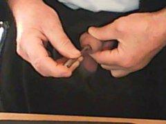sticking thing vidz inside my  super cock