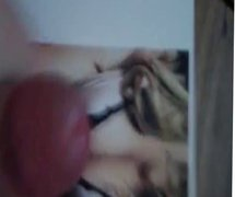 Celebrity Cum vidz Tribute #03:  super Mariah Carey's Tits ( Old Video )