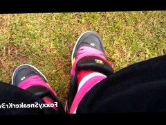 My Globe vidz Encore's with  super Toe Socks
