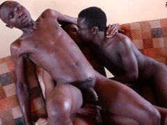Erotic Black vidz African Threesome  super 2