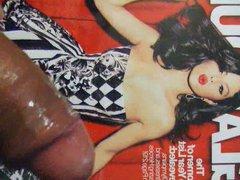 BIGflips Selena vidz Gomez Cock  super And Cum Tribute