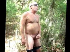 Daddy in vidz Nature