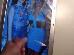 Cum on vidz Britney Spears  super & Katy Perry