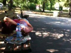 Risky cum vidz park Bulgaria