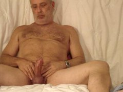 Edging and vidz cumming with  super a bolt in my cock.