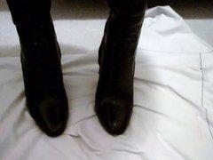 Burberry Boot vidz Cum
