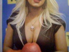 Christina Aguilera vidz big tits  super cum tribute 1