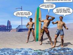 CHARLIE AT vidz THE CARNIVAL:  super 3D Gay Cartoon Anime Hentai Comics