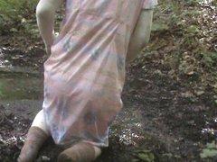 mud clothed vidz dress