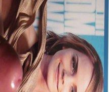Emma Watson vidz Cum Tribute  super Bukkake No.3