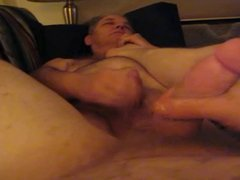 Jerking off vidz together with  super mature neighbor daddy grandpa bear