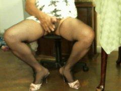 cam vid vidz high heels