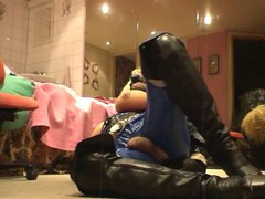 Roxina Horny vidz In Thigh  super Boots