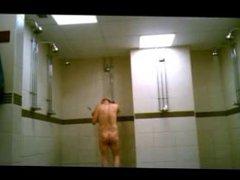 Shower hard vidz on