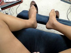 Support pantyhose vidz jerk off.  super Dont ask why...heehee