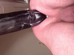 another big vidz black dildo