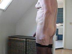 in pantyhose vidz anal treatment