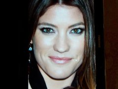 Jennifer Carpenter vidz cum tribute  super ep.2