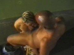 Black And vidz White Gay  super Sex