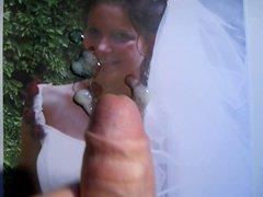Cumming on vidz rumpel12's bride