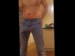 Fun in vidz jeans!