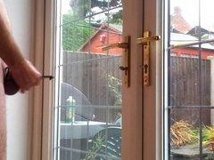 naked at vidz the window