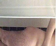 Shower in vidz the morning