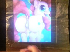 Pinkie Pie vidz Big Ass  super Cumshot (Requested By greaseed)