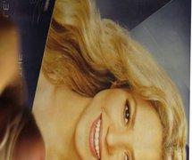 Shakira Cum vidz Tribute Bukkake  super No. 1