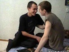 Teenage buddies vidz exploring the  super pleasures of gay sex