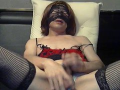CD Yanks vidz Her Self  super And Fills Her Mouth With A Big Load