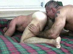 Muscle Hairy vidz Bear Having  super babreback sex