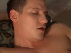 He cums vidz while buddy  super drilling his hole
