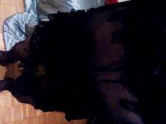 tvanna black vidz hair shemale  super ladyboy