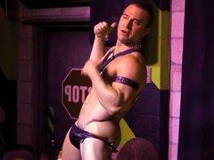 Pornstar JR vidz Bronson live  super on stage at BBJAM33