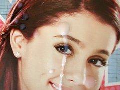 Cum Tribute vidz Ariana Grande
