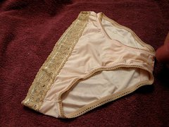 Neighbor teen's vidz little panties