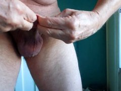 Foreskin strteching vidz 1 of