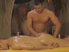 Gay Anal vidz Massage Makes  super History